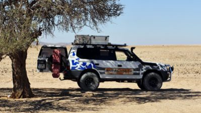 Weltreise Etappe Afrika – Vorschau – Verschiffung
