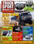 Publikation - Truck Sport Magazin 2/2009 - Cover
