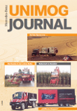 Publikation - Unimog Journal 2/2001 - Cover