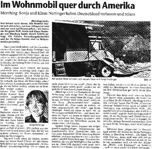 Publikation - Zeitungsartikel 4