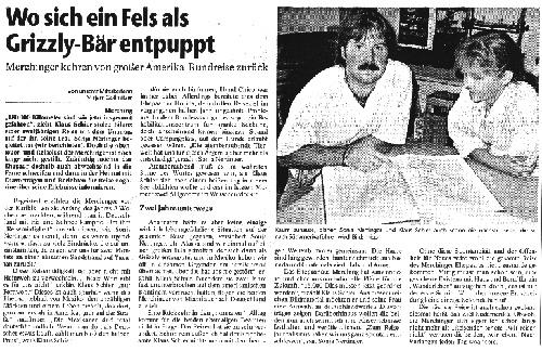 Publikation - Zeitungsartikel 5