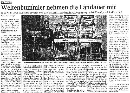 Publikation - Zeitungsartikel 7
