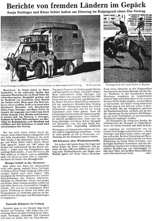 Publikation - Zeitungsartikel 8