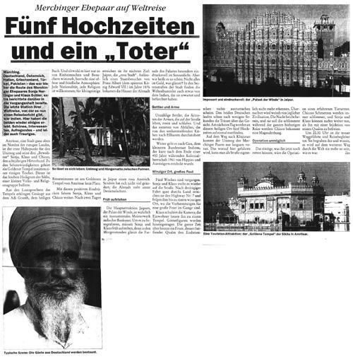 Publikation - Zeitungsartikel 11