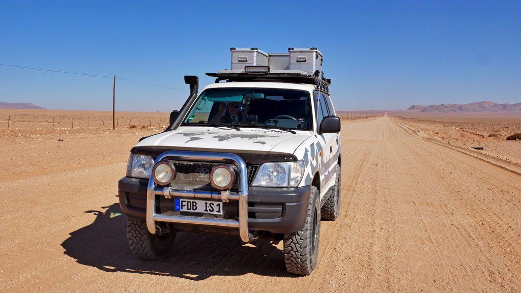 Toyota Landcruiser KJ95