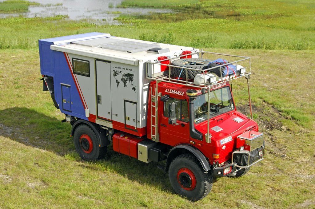 Unimog 2450 L38