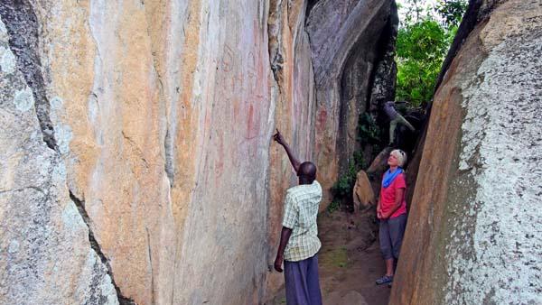 Weltreise Etappe Afrika - Sonja Nertinger