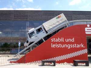 Weltreise Etappe Deutschland 2011 - Unimog-Museum