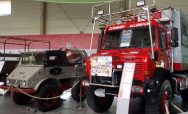 Weltreise Etappe Deutschland 2011 – Vorschau – Unimogmuseum