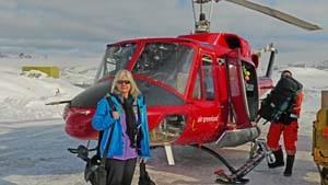 Weltreise Etappe Grönland - Bild 3 - Sonja Nertinger