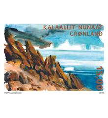 Weltreise Etappe Grönland - Bild 8 - Briefmarke