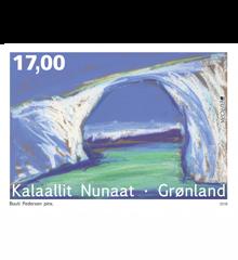 Weltreise Etappe Grönland - Bild 9 - Briefmarke
