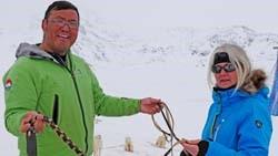Weltreise Etappe Grönland - Bild 15 - Sonja Nertinger