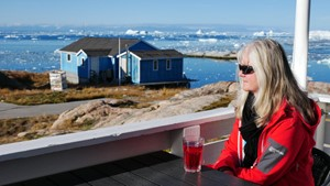 Weltreise Etappe Grönland - Bild 27 - Sonja Nertinger