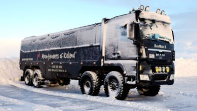 Weltreise Etappe Island und Färöer – Vorschau – Winter