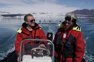 Weltreise Etappe Island und Färöer - Bild 16 - Sonja Nertinger