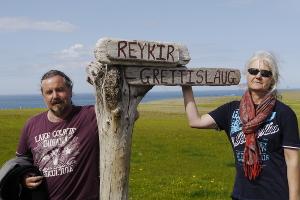 Weltreise Etappe Island und Färöer - Bild 231 - Klaus Schier und Sonja Nertinger
