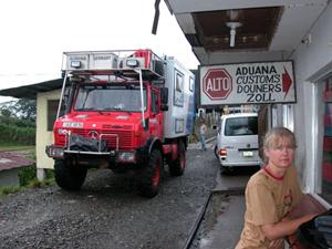Weltreise Etappe Mittelamerika - Sonja Nertinger