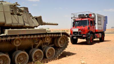 Weltreise Etappe Nahost-Arabien – Vorschau – Israel