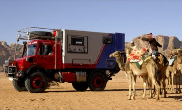 Weltreise Etappe Nahost-Arabien – Vorschau – Jordanien 1