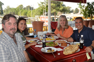 Weltreise Etappe Nahost-Arabien - Klaus Schier und Sonja Nertinger
