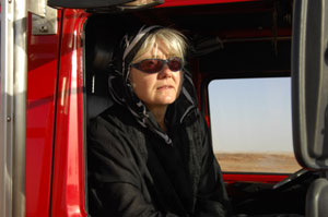Weltreise Etappe Nahost-Arabien - Sonja Nertinger