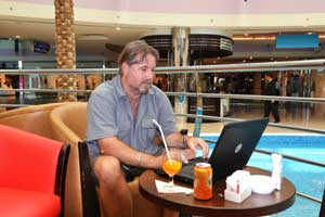 Weltreise Etappe Nahost-Arabien - Klaus Schier