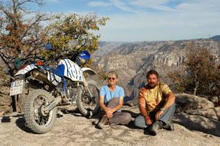 Weltreise Etappe Nordamerika - Sonja Nertinger und Klaus Schier