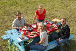 Weltreise Etappe Nordamerika - Klaus Schier und Sonja Nertinger