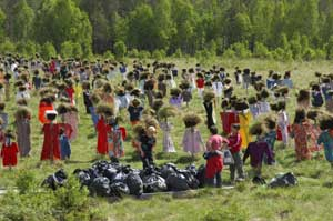 Weltreise Etappe Skandinavien