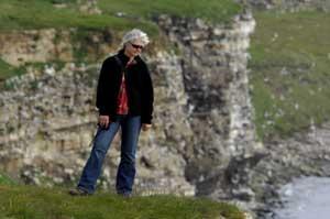 Weltreise Etappe Skandinavien - Sonja Nertinger