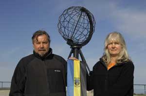 Weltreise Etappe Skandinavien - Klaus Schier und Sonja Nertinger