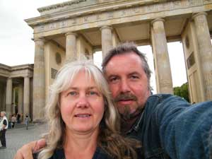 Weltreise Etappe Skandinavien - Sonja Nertinger und Klaus Schier