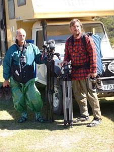 Weltreise Etappe Südamerika - Klaus Schier