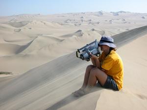 Weltreise Etappe Südamerika - Sonja Nertinger