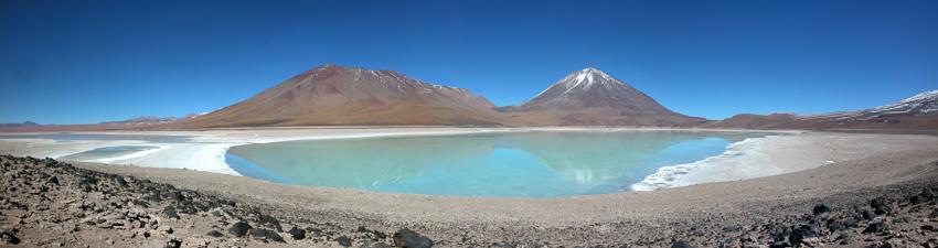 Weltreise Etappe Südamerika