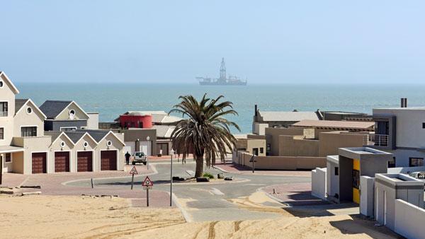 Weltreise Etappe Afrika - Namibia-Walvis Bay