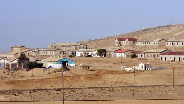 Weltreise Etappe Afrika - Kolmannskuppe