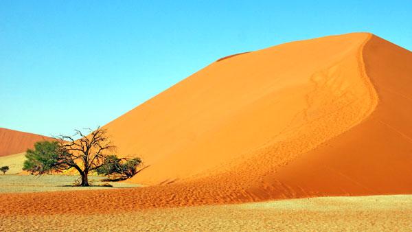Weltreise Etappe Afrika - Sossusvlei