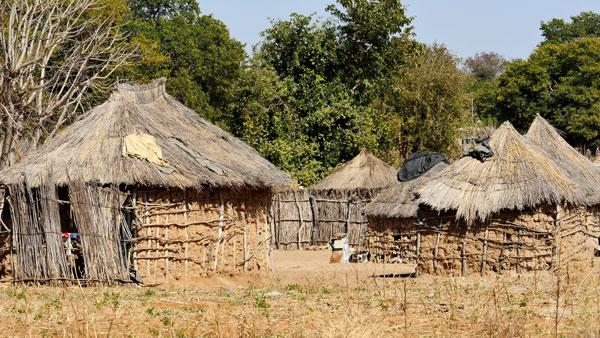 Weltreise Etappe Afrika