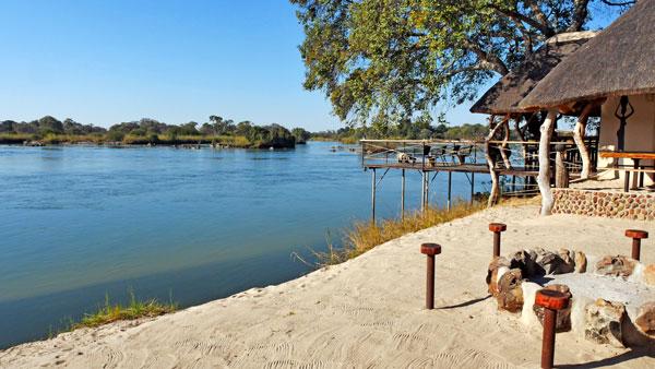 Weltreise Etappe Afrika - Mobola Island Lodge