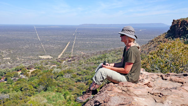 Weltreise Etappe Afrika - Waterberg-Plateau