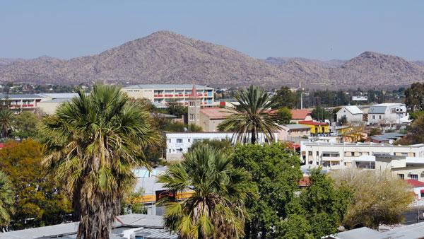 Weltreise Etappe Afrika - Windhoek