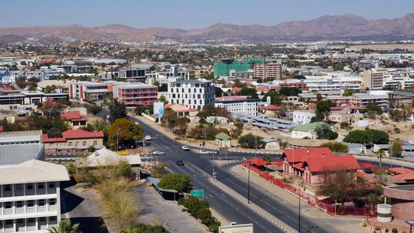 Weltreise Etappe Afrika - Namibia - Windhoek