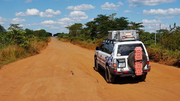 Weltreise Etappe Afrika - Sambia