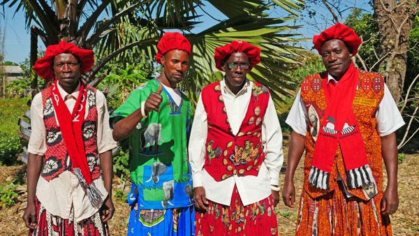 Weltreise Etappe Afrika - Sambia - Kuomboka