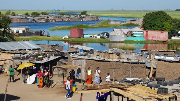 Weltreise Etappe Afrika - Sambia - Mongu