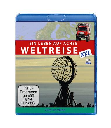 Blu-Ray - Weltreise XXL - Zum Nordkap