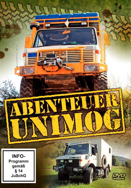 DVD - Abenteuer Unimog
